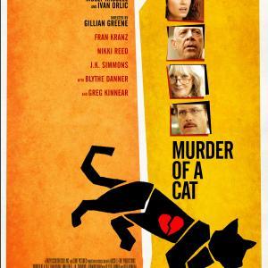 Blythe Danner, Greg Kinnear, Fran Kranz, J.K. Simmons and Nikki Reed in Murder of a Cat (2014)