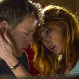 Still of Greg Kinnear and Kelly Reilly in Heaven Is for Real (2014)