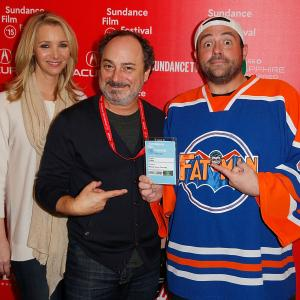 Lisa Kudrow, Kevin Pollak, Kevin Smith