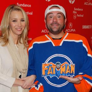 Lisa Kudrow, Kevin Smith