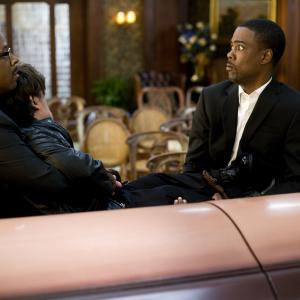 Still of Martin Lawrence Chris Rock and Peter Dinklage in Death at a Funeral 2010