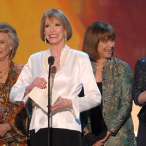 Valerie Harper Cloris Leachman Mary Tyler Moore and Georgia Engel at event of 13th Annual Screen Actors Guild Awards 2007