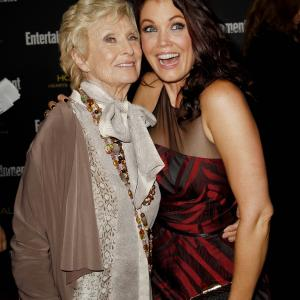 Cloris Leachman, Bellamy Young