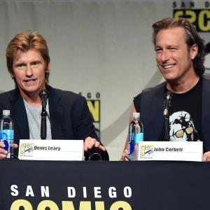 Denis Leary, John Corbett