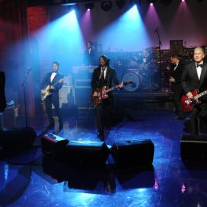David Letterman, Foo Fighters
