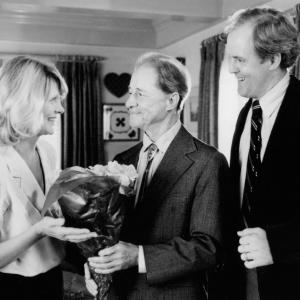 Still of Don Ameche John Lithgow and Melinda Dillon in Harry and the Hendersons 1987