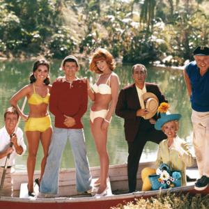 Jim Backus, Bob Denver, Alan Hale Jr., Tina Louise, Russell Johnson, Natalie Schafer, Dawn Wells