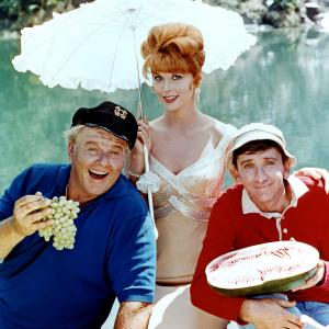 Bob Denver, Alan Hale Jr., Tina Louise