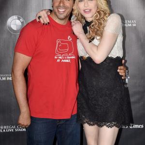 Courtney Love, Eli Roth