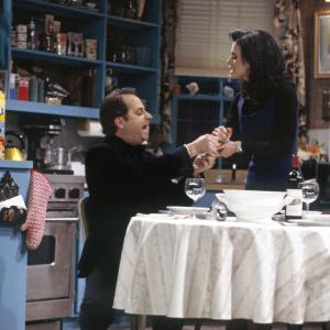 Courteney Cox, Jon Lovitz