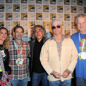 Bill Murray, Kelly Lynch, Steve Bing, Mitch Glazer, Tom Ortenberg