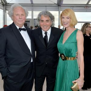 Kelly Lynch, Graydon Carter, Mitch Glazer