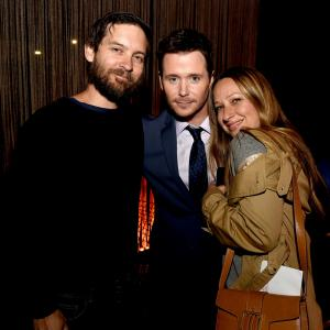 Tobey Maguire, Kevin Connolly, Jennifer Meyer