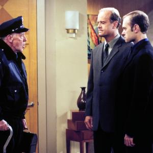 Kelsey Grammer, David Hyde Pierce, John Mahoney