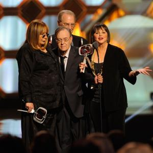 Penny Marshall, David L. Lander, Michael McKean, Cindy Williams