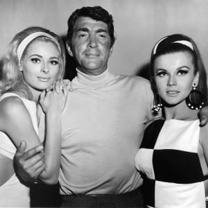 Still of Ann-Margret, Dean Martin and Camilla Sparv in Murderers' Row (1966)
