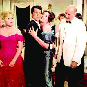 Still of Dean Martin and Judy Holliday in Bells Are Ringing (1960)
