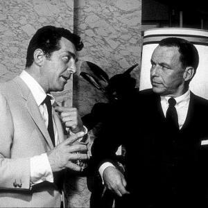 Dean Martin  Frank Sinatra c 1965