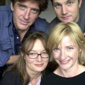 Jane Horrocks, Catherine McCormack, Craig Ferguson, David Morrissey