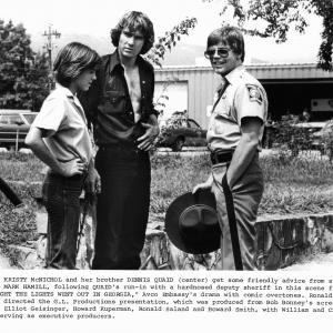 Mark Hamill, Dennis Quaid, Kristy McNichol
