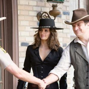Dale Midkiff, Nathan Fillion, Stana Katic
