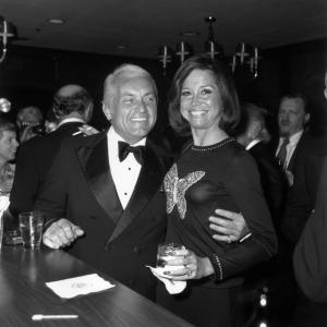 Mary Tyler Moore, Ted Knight