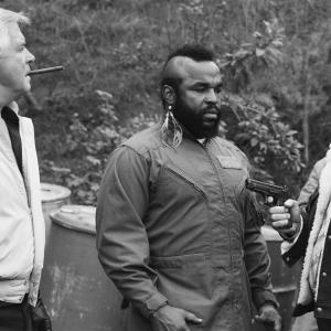 George Peppard, Mr. T, Jack Starrett