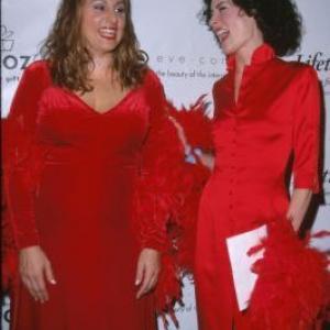Lara Flynn Boyle and Kathy Najimy