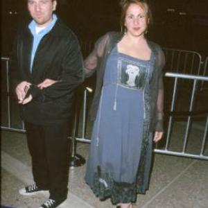 Kathy Najimy and Dan Finnerty at event of The Love Letter (1999)