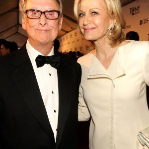 Mike Nichols, Diane Sawyer