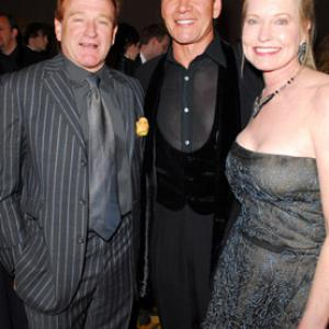 Robin Williams, Patrick Swayze, Lisa Niemi