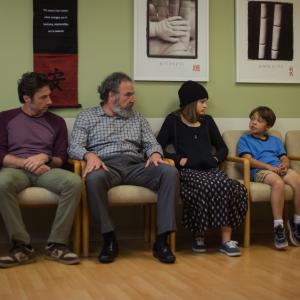 Mandy Patinkin, Zach Braff, Joey King, Pierce Gagnon