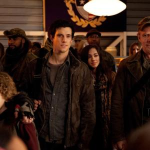 Will Patton, Drew Roy, Maxim Knight