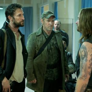 Will Patton, Noah Wyle, Colin Cunningham