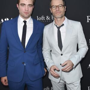 Guy Pearce, Robert Pattinson