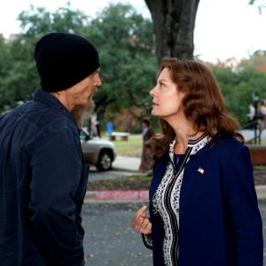 Susan Sarandon, Barry Pepper