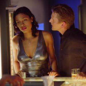 Barry Pepper, Rosario Dawson
