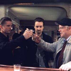 Philip Seymour Hoffman, Edward Norton, Barry Pepper