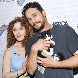 Bernadette Peters, James Franco