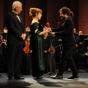 Bernadette Peters, Gael García Bernal