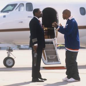 Still of Mekhi Phifer and Sticky Fingaz in A Day in the Life 2009