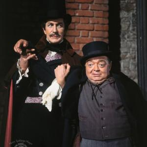 Peter Lorre, Vincent Price