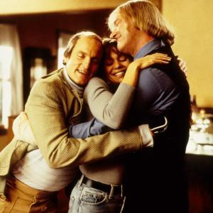 Woody Harrelson, Randy Quaid, Vanessa Angel