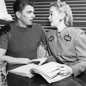 Ronald Reagan, Jane Wyman