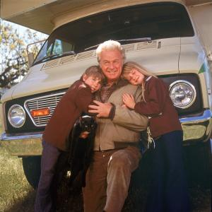 Eddie Albert, Kim Richards, Ike Eisenmann