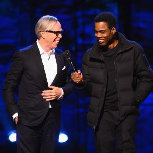 Chris Rock, Tommy Hilfiger