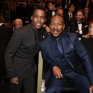 Eddie Murphy, Chris Rock