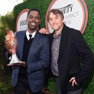 Richard Linklater, Chris Rock