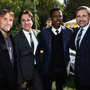 Richard Linklater, Chris Rock, Steve Carell, Rob Marshall