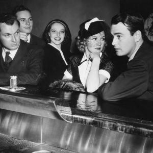 Lew Ayres, Ginger Rogers, Sally Blane, Norman Foster, Russell Gleason